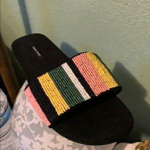 New Zara sandals